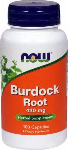 NOW   Burdock Root Perspective: front