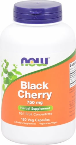 NOW   Black Cherry Perspective: front