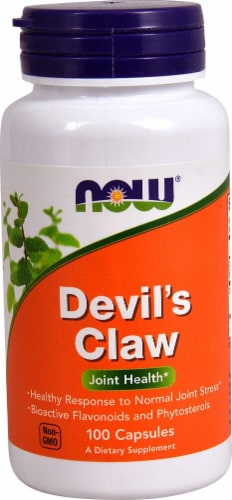NOW Foods  Devil's Claw Perspective: front