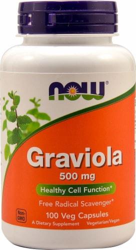 NOW  Graviola Perspective: front