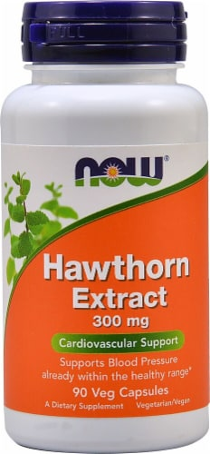 NOW  Hawthorn Extract Perspective: front