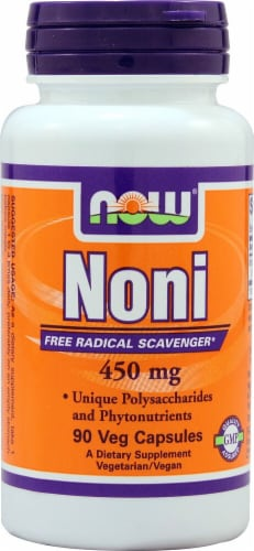 NOW Foods  Noni Perspective: front