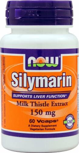 NOW   Silymarin Perspective: front