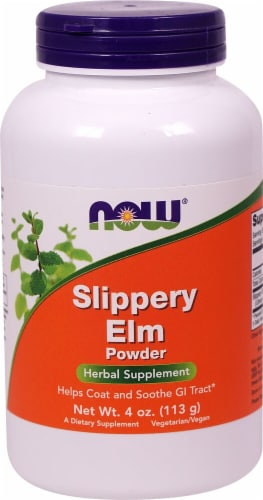NOW  Slippery Elm Powder Perspective: front