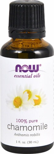 NOW Foods  Essential Oils Chamomile Oil Perspective: front