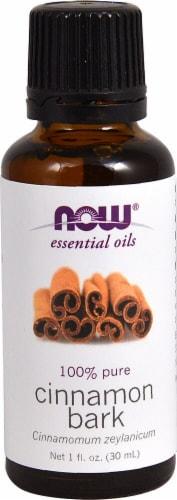 NOW Foods  Essential Oils Cinnamon Bark Perspective: front