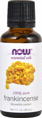 NOW Foods  Essential Oils Frankincense Oil Perspective: front