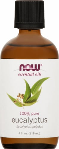 NOW Foods Eucalyptus Essential Oils Perspective: front