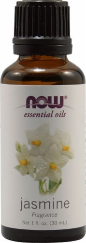 NOW Foods  Solutions Fragrance Jasmine Perspective: front