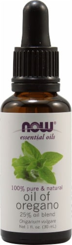 NOW Foods  Essential Oils Oil of Oregano Perspective: front