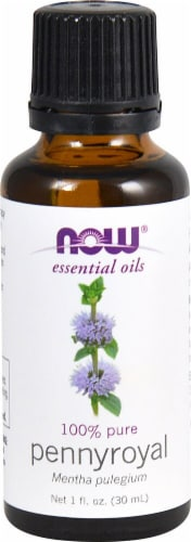 NOW   Essential Oils Pennyroyal Oil Perspective: front