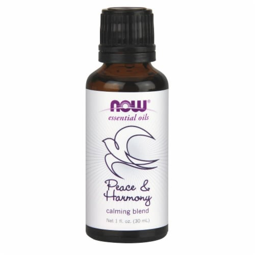 NOW Foods  Essential Oils Peace & Harmony Perspective: front