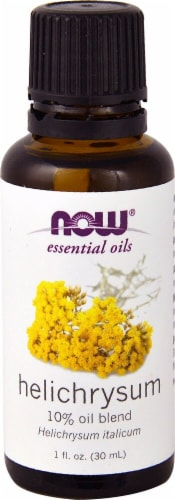 NOW Foods  Essential Oils Helichrysum Oil Blend Perspective: front
