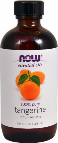 NOW Foods  Essential Oils Tangerine Perspective: front