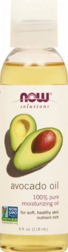 NOW Foods Solutions Avocado Oil Perspective: front