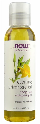 NOW Foods  Solutions Evening Primrose Oil Perspective: front