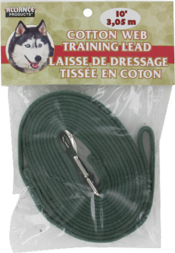Alliance Cotton Web Training Lead Perspective: front