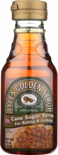 Lyle's Golden Syrup Cane Sugar Syrup Perspective: front