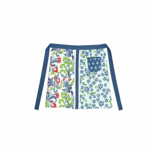 Heritage Lace NA-APR2 Nantucket 20 x 22 in. Half Apron Perspective: front