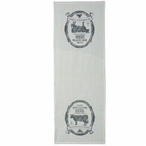 Heritage Lace FH-035 Farmhouse Butterfield Runner, Butterfield Farms - 20 x 54 in. Perspective: front