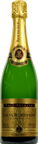 Louis Roederer Brut Champagne Perspective: front