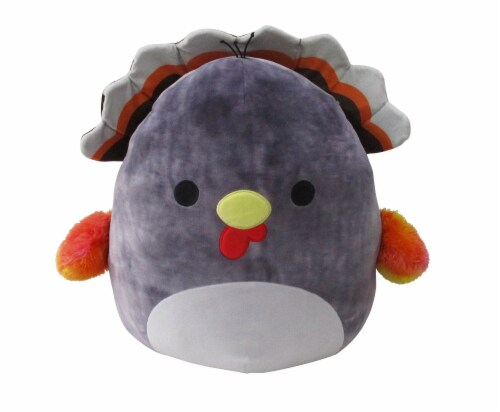 Squishmallows Turkey Plush Toy Perspective: front