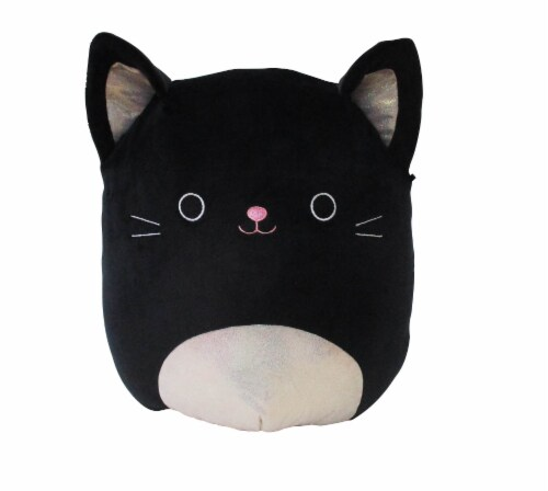 Squishmallows Plush Cat Toy Perspective: front