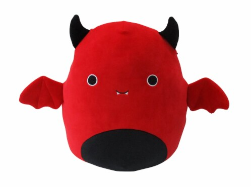 Squishmallows Devil Plush Toy Perspective: front