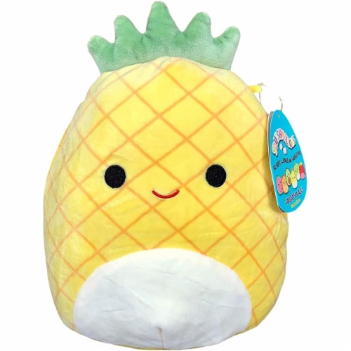 Original Squishmallows 8 Inch Pineapple - Maui Perspective: front