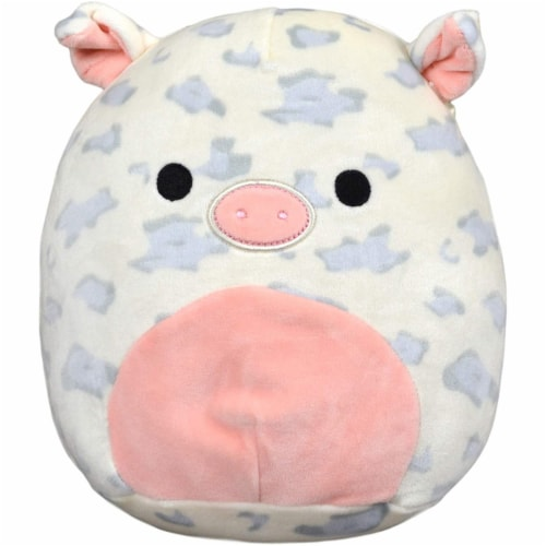 Original Squishmallows 8 Inch Spotted Pig - Rosie Perspective: front