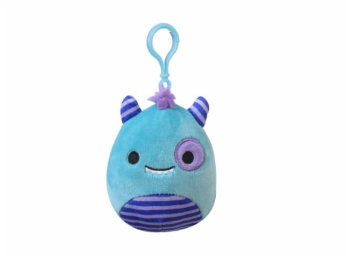 Squishmallows Monster Plush Perspective: front