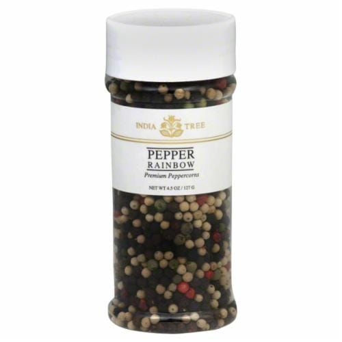 India Tree Rainbow Peppercorn Perspective: front