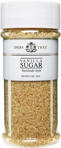 India Tree Vanilla Sugar Perspective: front
