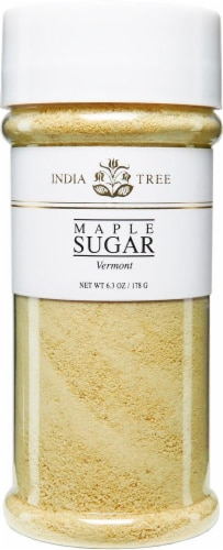 India Tree Maple Sugar Perspective: front