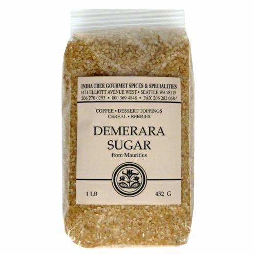India Tree Demerara Sugar Perspective: front