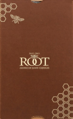 Root Candles Timberline Arista Candle - Ivory Perspective: front