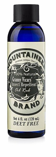 Mountaineer Brand  Granny Vicars' Insect Repellent Perspective: front
