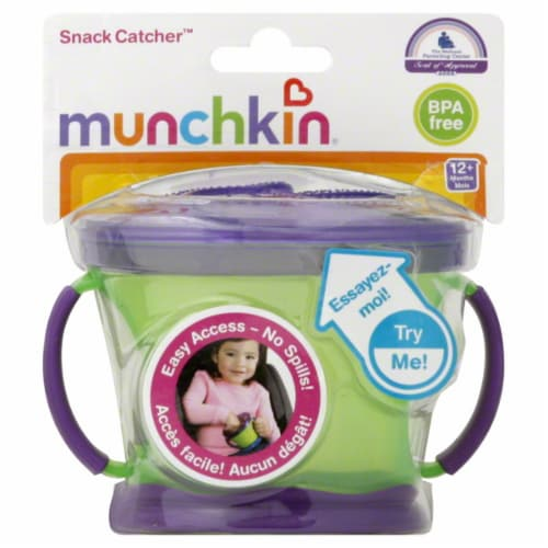 Munchkin Snack Catcher Perspective: front