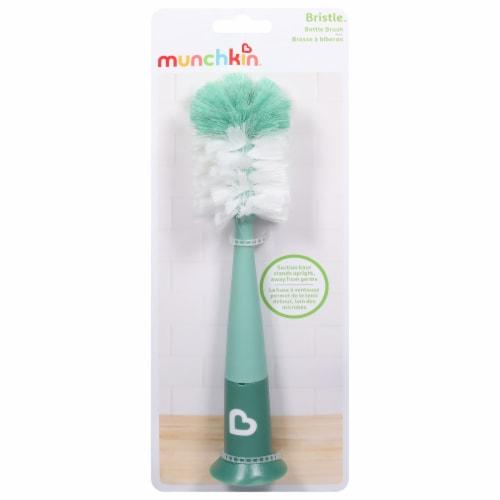 Munchkin Bristle Bottle Brush Perspective: front