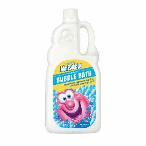 Mr. Bubble Extra Gentle Bubble Bath Perspective: front