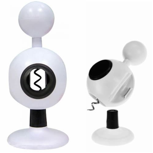 All Open 8 in 1 Multi-purpose Opener & Kitchen Tool (White) by All Open Perspective: front