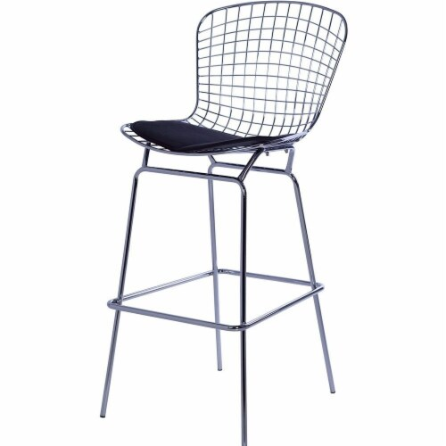 Willa Bar Stool Perspective: front