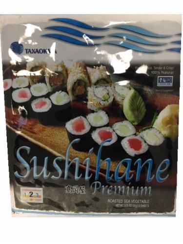 Happy Yakinori Roasted Seaweed Perspective: front