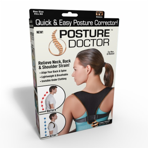 Posture Doctor Perspective: front