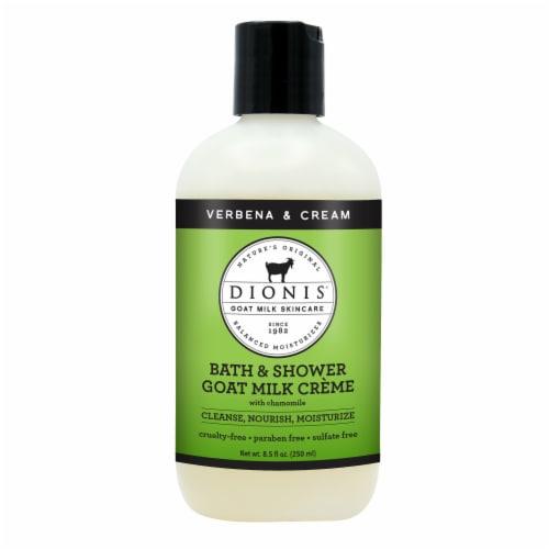 Dionis Verbena & Cream Bath & Shower Cream Perspective: front