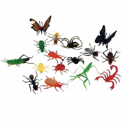 Insect Lore Big Bunch O Bugs Perspective: front
