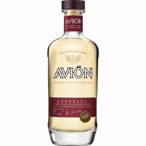 Avion Reposado Tequila Perspective: front