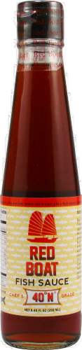 Red Boat Premium Fish Sauce Perspective: front