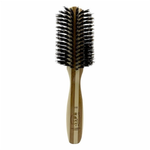 Bass Brushes - Comb Wet/dry Fine/wid Tth - 1 Each - CT Perspective: front