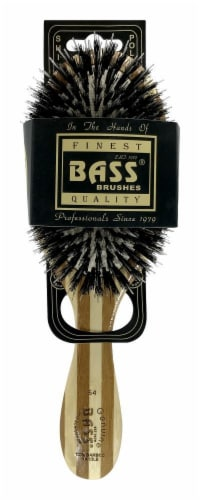 Bass Brushes Finest Quality Hair Brush Perspective: front